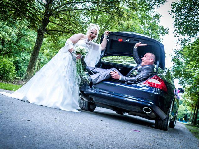 Le mariage de David et Elodie à Boussois, Nord 46