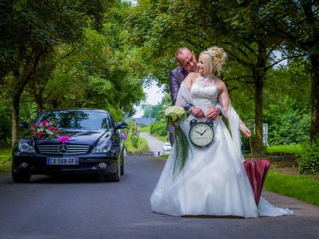 Le mariage de David et Elodie à Boussois, Nord 49