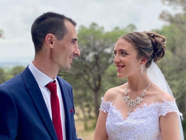 Le mariage de Jean-Baptiste  et Sylvia à Trausse, Aude 6
