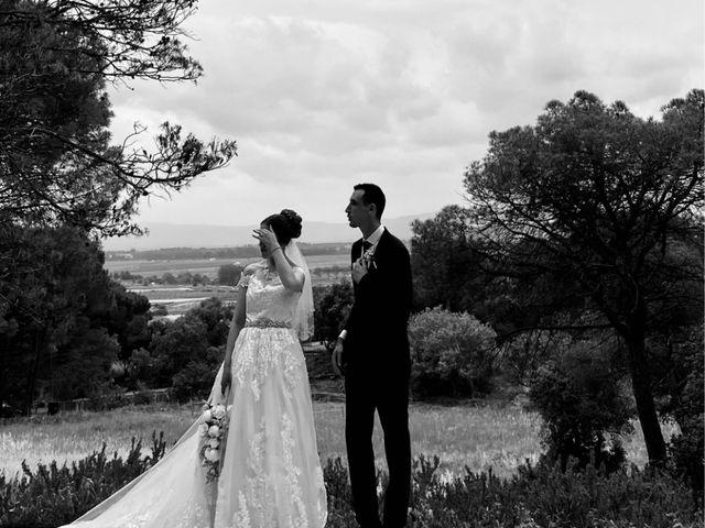Le mariage de Jean-Baptiste  et Sylvia à Trausse, Aude 9