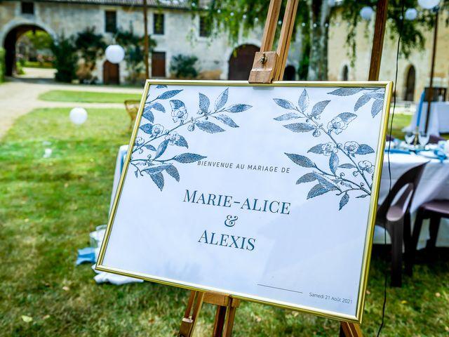Le mariage de Alexis et Marie-Alice à Vouillé, Vienne 6