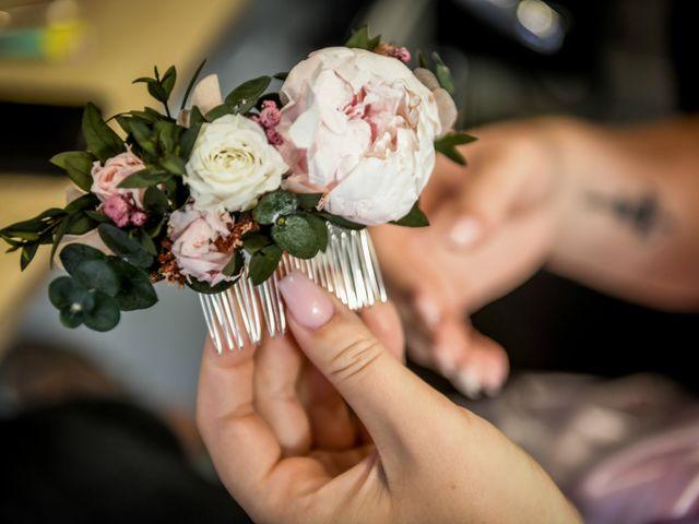 Le mariage de Alexis et Marie-Alice à Vouillé, Vienne 20