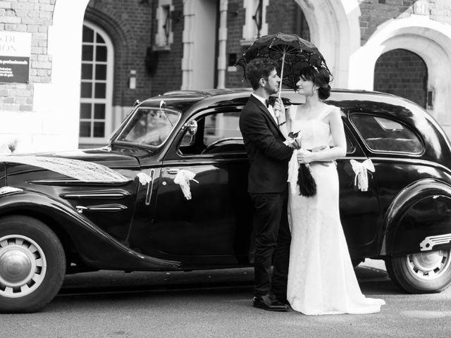 Le mariage de Florine et Florine à Phalempin, Nord 25
