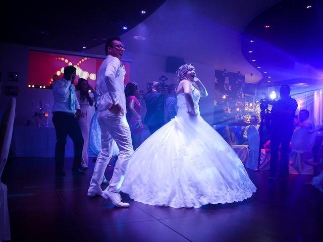 Le mariage de Sébastien et Emi à Quarouble, Nord 9