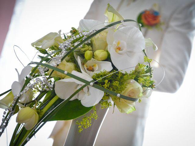 Le mariage de Sébastien et Emi à Quarouble, Nord 17