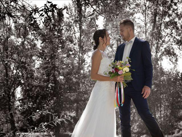 Le mariage de Yoann et Marlène à Cuzieu, Loire 9