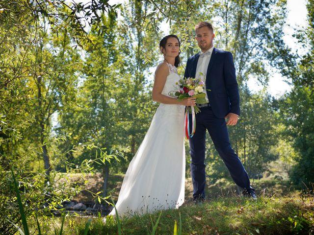 Le mariage de Yoann et Marlène à Cuzieu, Loire 10