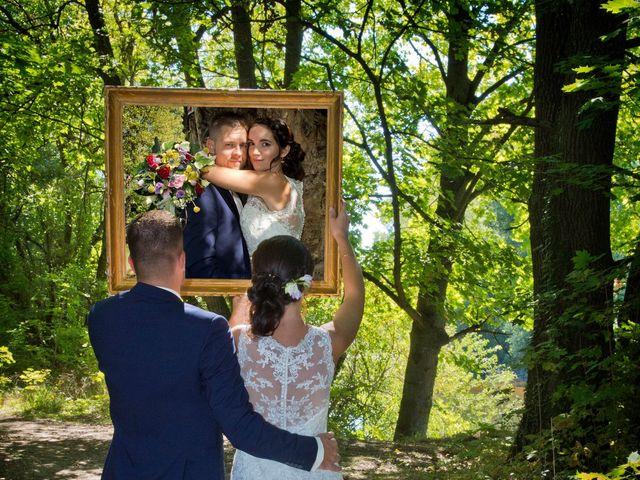 Le mariage de Yoann et Marlène à Cuzieu, Loire 11