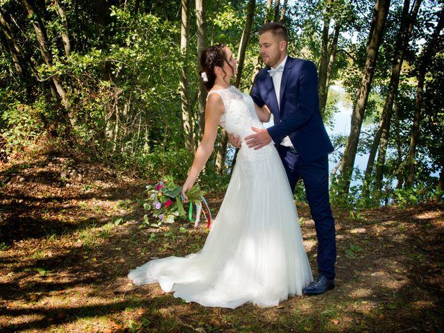 Le mariage de Yoann et Marlène à Cuzieu, Loire 12
