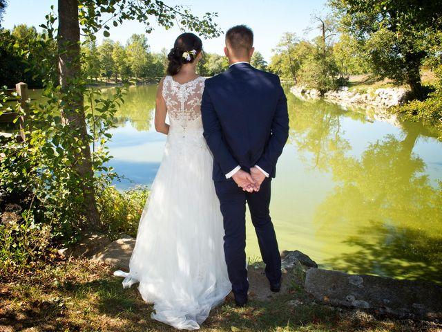 Le mariage de Yoann et Marlène à Cuzieu, Loire 13