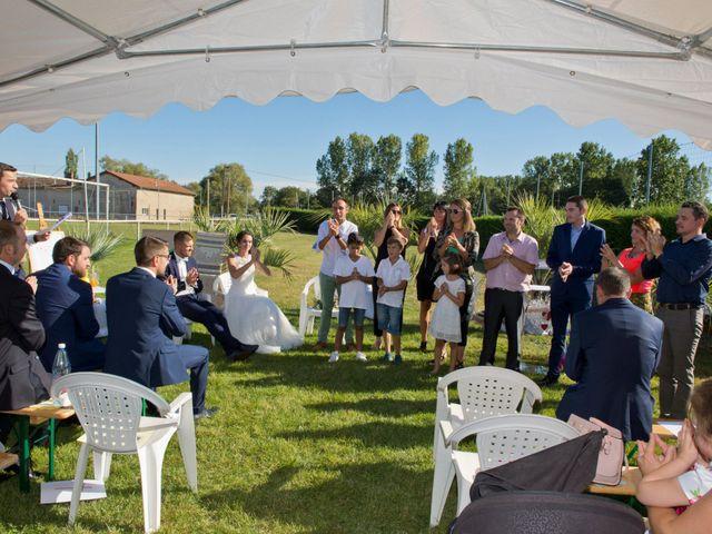 Le mariage de Yoann et Marlène à Cuzieu, Loire 25