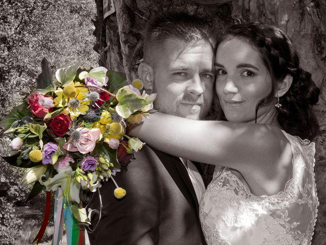 Le mariage de Yoann et Marlène à Cuzieu, Loire 41