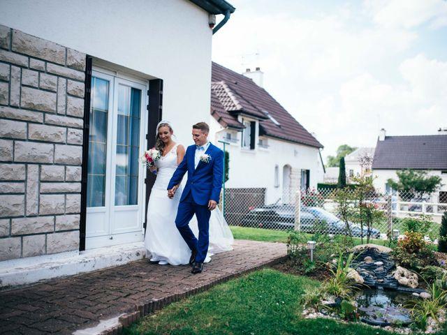 Le mariage de Sébastien et Florine à Messy, Seine-et-Marne 26