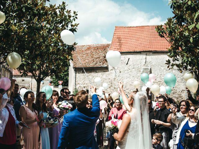 Le mariage de Sébastien et Florine à Messy, Seine-et-Marne 52