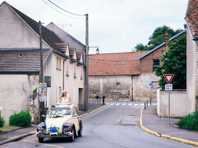 Le mariage de Sébastien et Florine à Messy, Seine-et-Marne 56