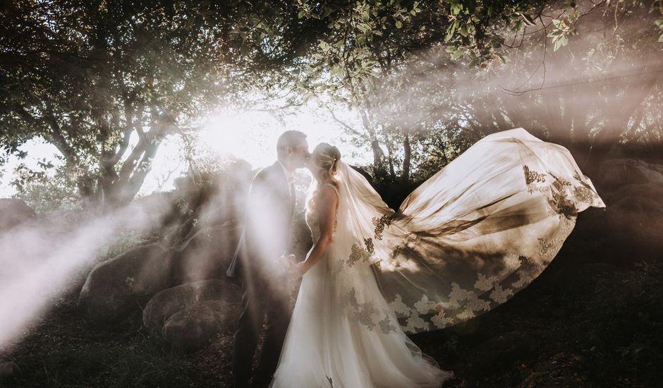 Le mariage de Sylvain et Elyse  à Lucéram, Alpes-Maritimes