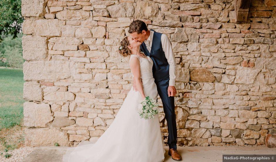 Le mariage de Cedric et Rachel à Bourgoin-Jallieu, Isère