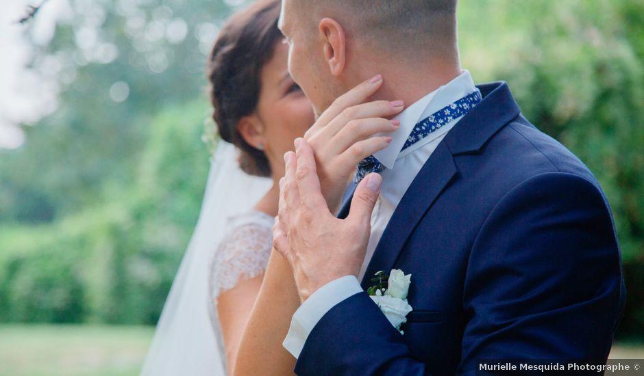 Le mariage de Tony et Samantha à Condom, Gers