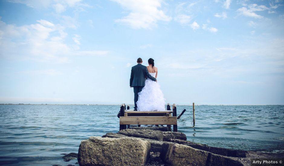 Le mariage de Anthony et Astrid à Palavas-les-Flots, Hérault