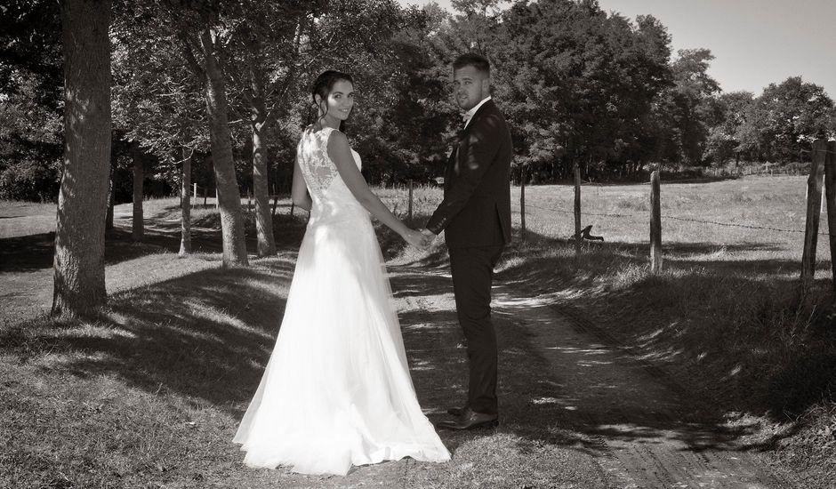 Le mariage de Yoann et Marlène à Cuzieu, Loire