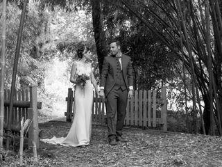 Le mariage de Antonina et Benoît