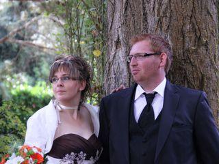 Le mariage de Vincenza et David