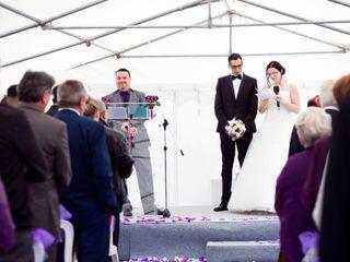 Le mariage de Céline et Mustapha