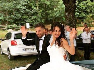 Le mariage de Davy et Eline 1