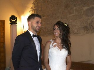 Le mariage de Davy et Eline