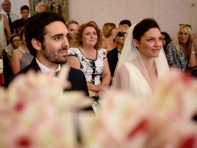Le mariage de Yannick et Amandine à Villeneuve-de-la-Raho, Pyrénées-Orientales 14