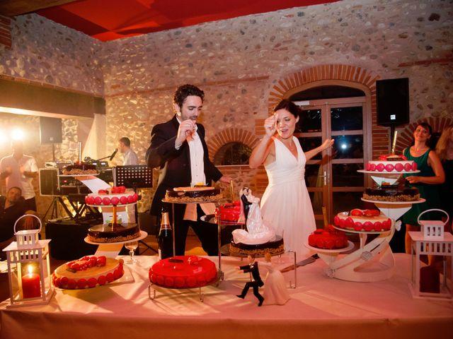 Le mariage de Yannick et Amandine à Villeneuve-de-la-Raho, Pyrénées-Orientales 61