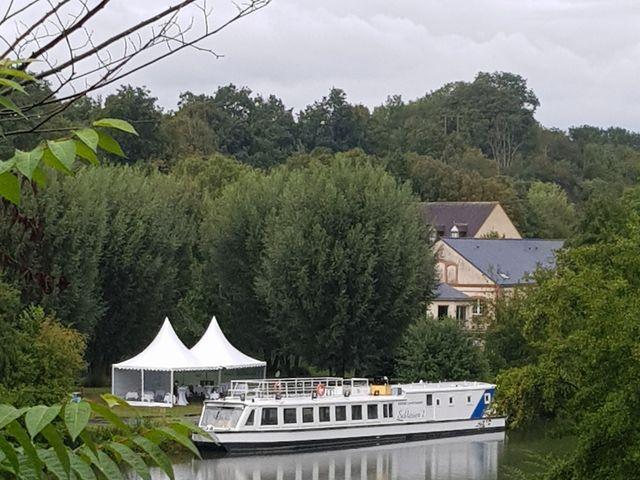 Le mariage de Benoît et Antonina à Sablé-sur-Sarthe, Sarthe 3