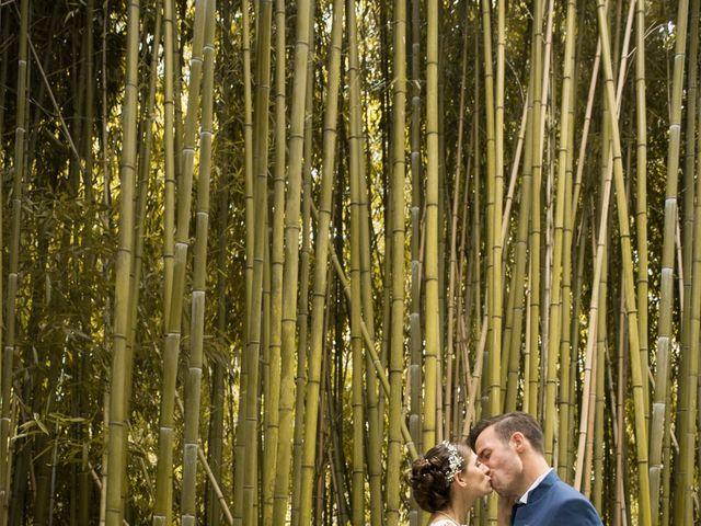 Le mariage de Benoît et Antonina à Sablé-sur-Sarthe, Sarthe 5
