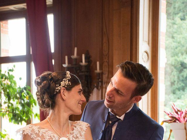 Le mariage de Benoît et Antonina à Sablé-sur-Sarthe, Sarthe 6