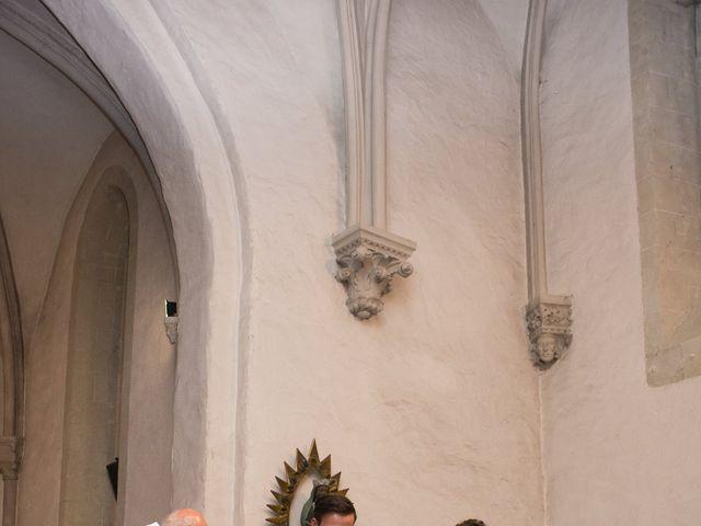 Le mariage de Benoît et Antonina à Sablé-sur-Sarthe, Sarthe 9