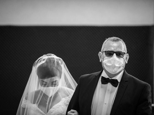 Le mariage de Lydie et Jessy à Châteauroux, Indre 14