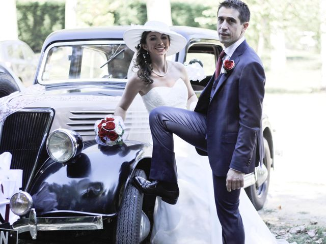 Le mariage de Emilie et Marco à Valence, Drôme 1