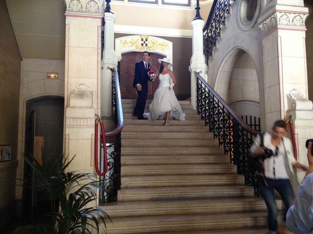 Le mariage de Emilie et Marco à Valence, Drôme 3