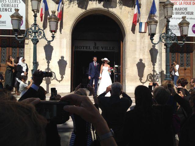 Le mariage de Emilie et Marco à Valence, Drôme 4