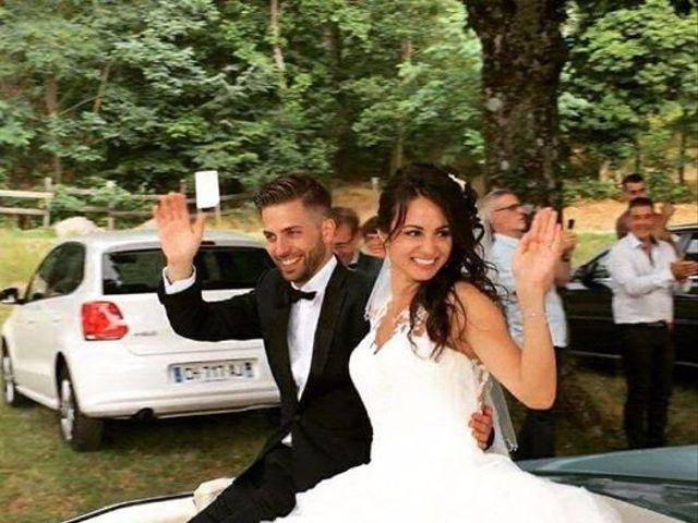 Le mariage de Eline et Davy à Davézieux, Ardèche 3