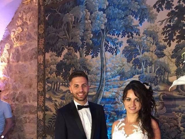 Le mariage de Eline et Davy à Davézieux, Ardèche 7