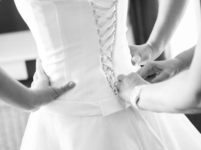 Le mariage de Sampsa et Aurore à Nérigean, Gironde 2