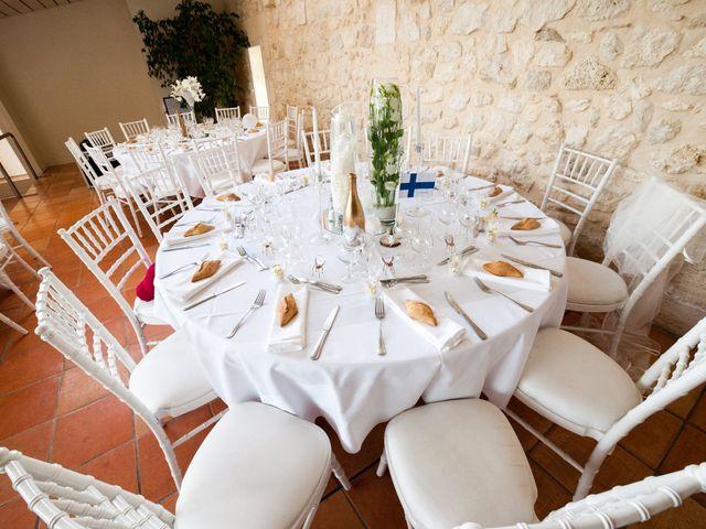 Le mariage de Sampsa et Aurore à Nérigean, Gironde 4