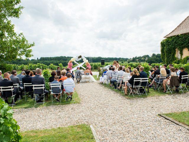 Le mariage de Sampsa et Aurore à Nérigean, Gironde 11