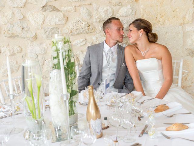 Le mariage de Sampsa et Aurore à Nérigean, Gironde 13
