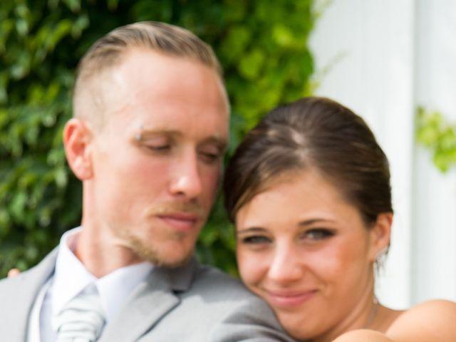 Le mariage de Sampsa et Aurore à Nérigean, Gironde 14
