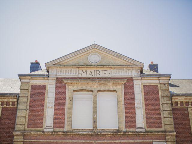 Le mariage de Matthieu et Manon à Gonneville-la-Mallet, Seine-Maritime 1