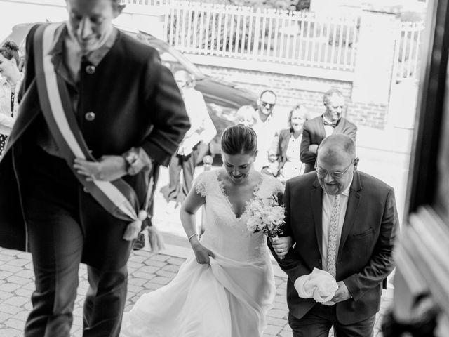 Le mariage de Matthieu et Manon à Gonneville-la-Mallet, Seine-Maritime 4