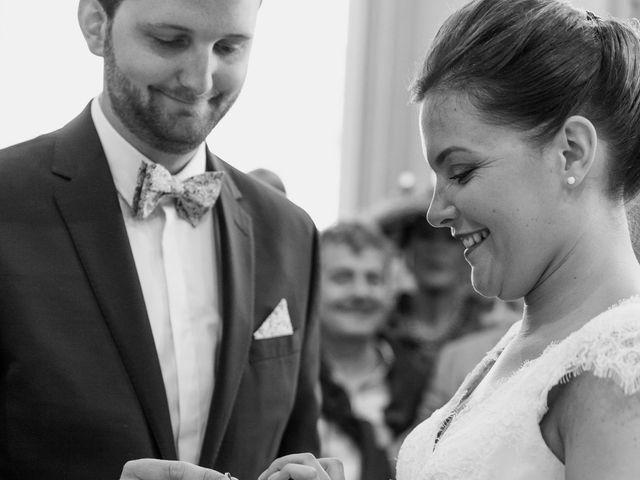Le mariage de Matthieu et Manon à Gonneville-la-Mallet, Seine-Maritime 6