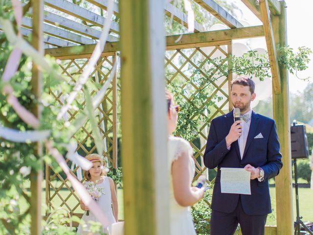 Le mariage de Matthieu et Manon à Gonneville-la-Mallet, Seine-Maritime 30